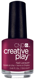 CND CREATIVE PLAY - Berry Busy - Creme Finish