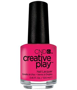 CND CREATIVE PLAY - Read my tulips - Creme Finish