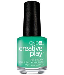 CND CREATIVE PLAY - You've got kale - Creme Finish (Discontinued)