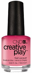 CND CREATIVE PLAY - Oh Flamingo - Creme Finish