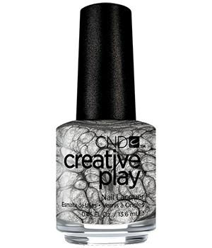 CND CREATIVE PLAY - Polish my act - Metallic Finish