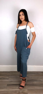 Kate Jumpsuit (Navy)