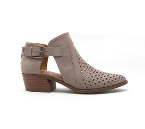 Rager Bootie (Taupe)