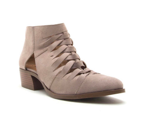 Ranger Bootie (Taupe