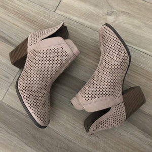 Reda Bootie (Taupe)