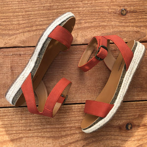 Tacoma Sandal (Orange)
