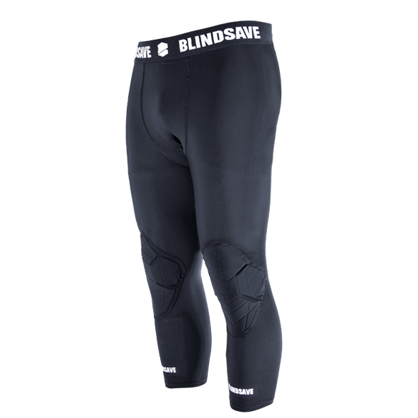 3/4 tights with knee padding (Youth size)