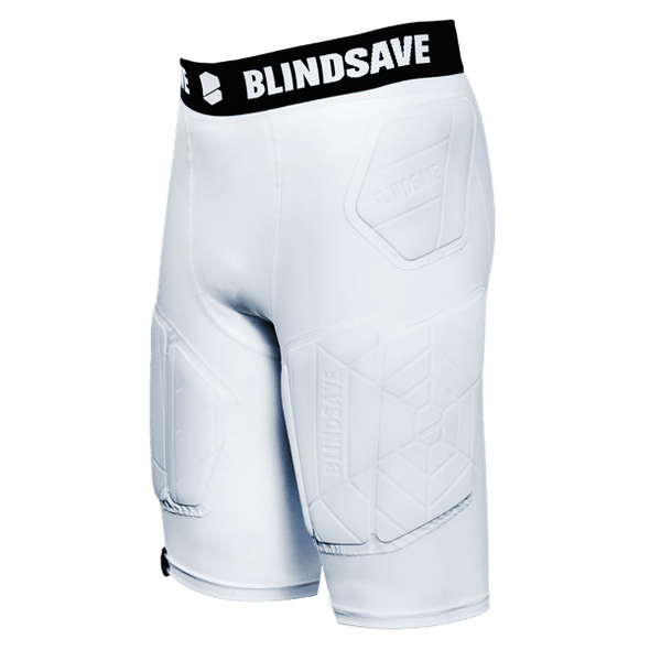 Padded compression shorts PRO +
