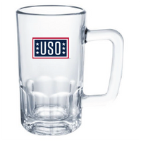 USO Beer Stein 355 ml / 12 oz (Pallet of 1080 Pieces)