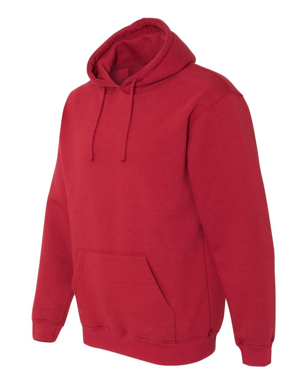 Pullover Hoodie | Cardinal | Made In USA
