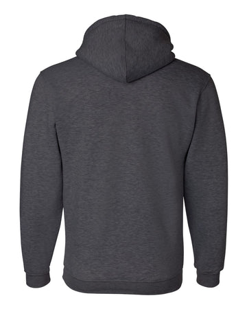 Pullover Hoodie | Charcoal Heather | Made In USA