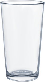 USO Classic Collection Beverage Glass 480ml / 16 oz (Pallet of 1080 pieces)