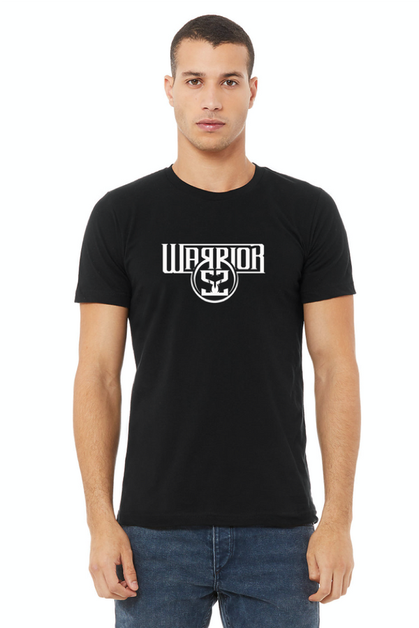 Warrior 52 Unisex Jersey Short Sleeve Tee - Black