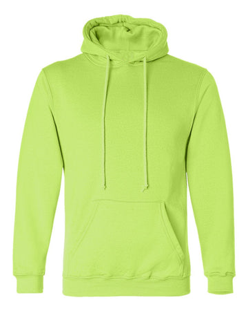 Pullover Hoodie | Lime Green | Made In USA
