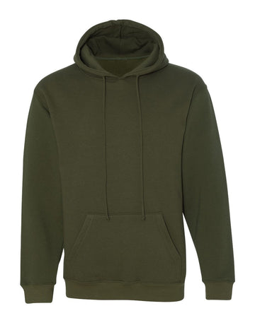 Pullover Hoodie | Olive | Made In USA