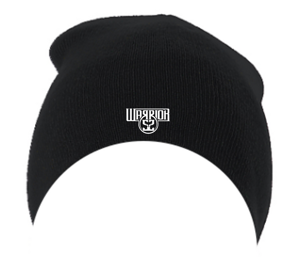 WARRIOR 52 MADE IN USA UNISEX BEANIE-BLACK