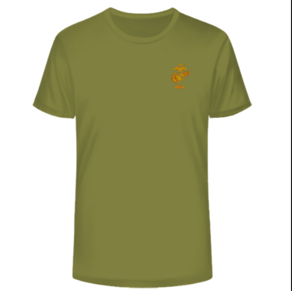 0931 Combat Marksmanship Trainer Course 2021 - Military Green