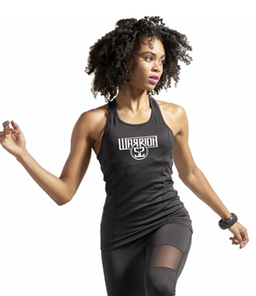 Women's Razorback Tank with Mesh