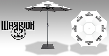Warrior 52 Outdoor Umbrella 8 Sided
