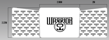 Warrior 52 Back Panel Wall