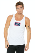 Warrior 52 Jersey Tank Top - White