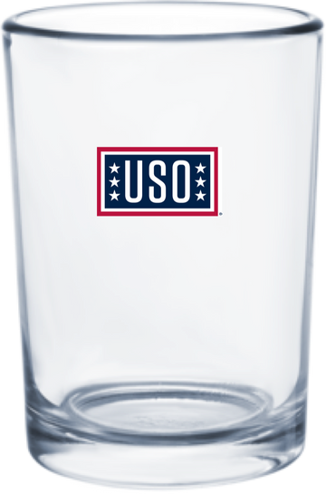 USO Classic Collection Beverage Glass 255ml / 8.5 oz (Pallet of 2600 pieces)