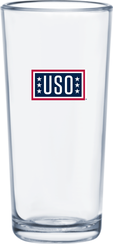 USO Classic Collection Beverage Glass 340ml / 11.5 oz (Pallet of 1728 pieces)