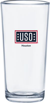 USO Houston Classic Collection Beverage Glass 280ml   (Pallet of 2,200 Glasses)