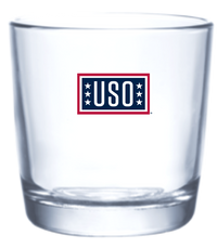 USO Mission Collection Bar Beverage Glass 365ml / 12 oz (pallet of 1440 pieces)