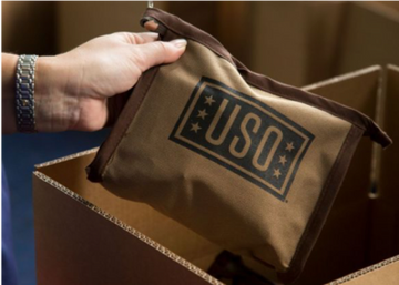 USO Warrior 52 Seasonal Subscription Box