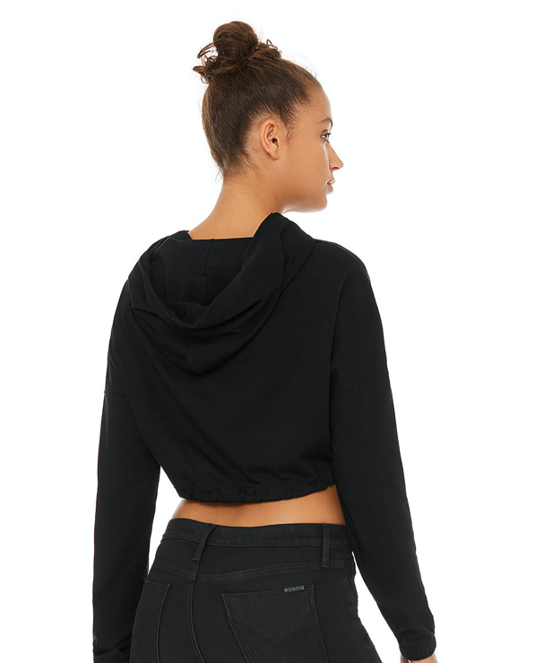 Warrior 52 Women's Cinched Cropped Hoodie