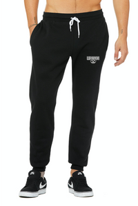 Warrior 52 Unisex Jogger Sweatpants - Black