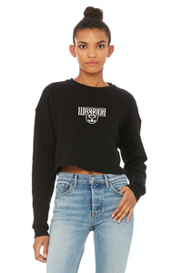 Warrior 52 Women's Cropped Crew Fleece