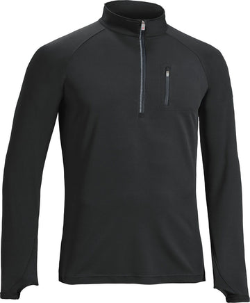Men's Half Zip Top with Pocket