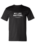 Living in My Skin - My Life Matters