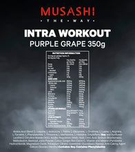 Load image into Gallery viewer, Musashi Intra Workout