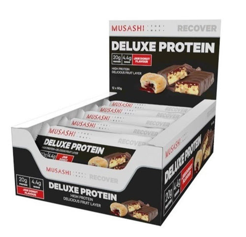 Deluxe High Protein Bars
