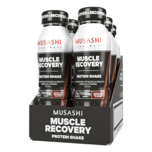 Muscle Recovery Shakes