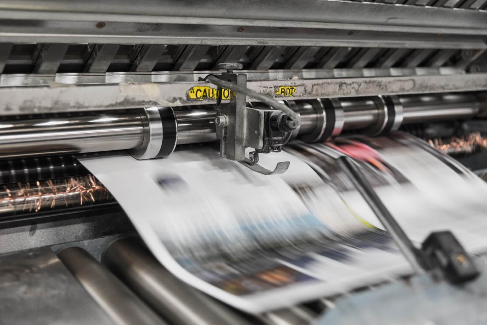 Printing services for 30 years from Dundee, Angus, Scotland, UK.