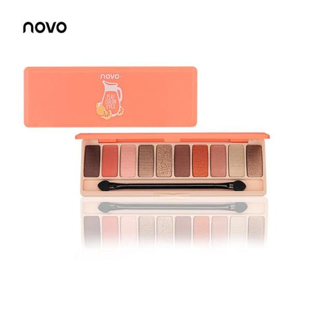 NOVO Fashion eyeshadow palette 10 Colors Matte EyeShadow