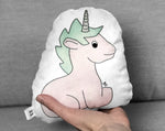 small unicorn plushie