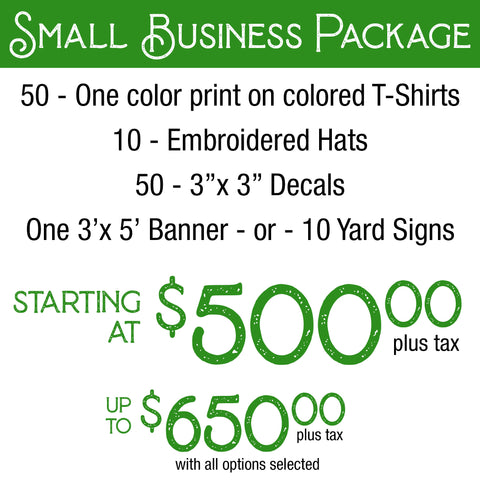 Small Business Package