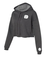 Load image into Gallery viewer, S.L.R. Salon Home Grown Cropped Hoodie