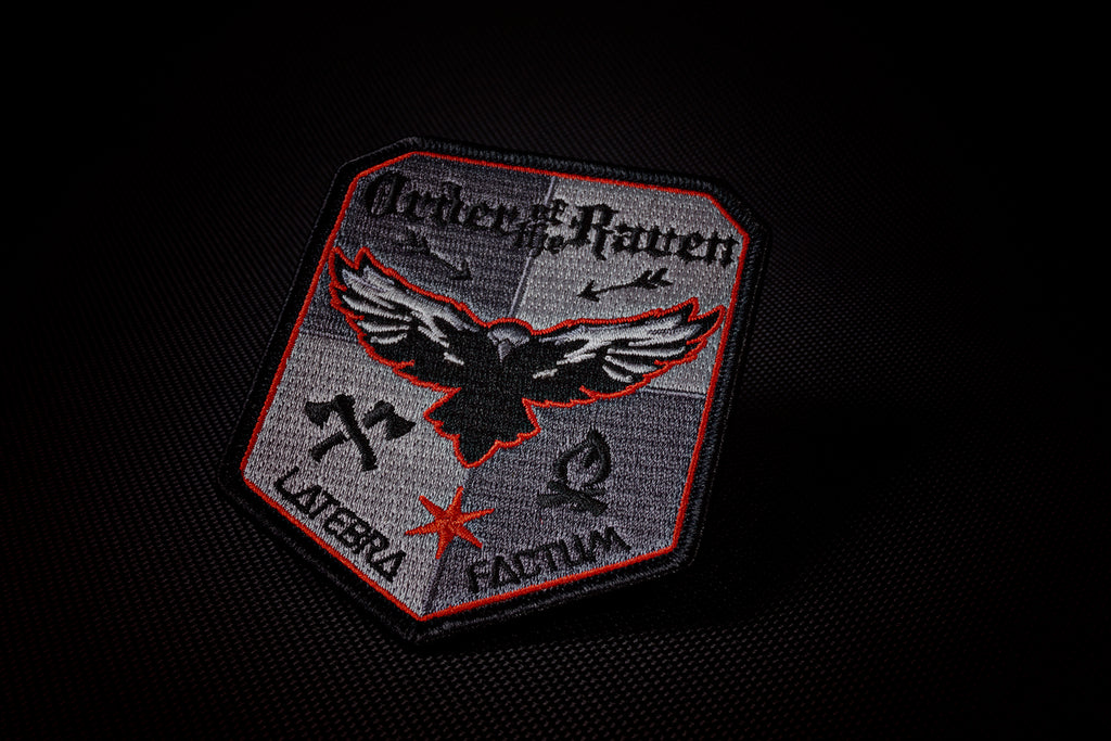 Order of the Raven patch v3
