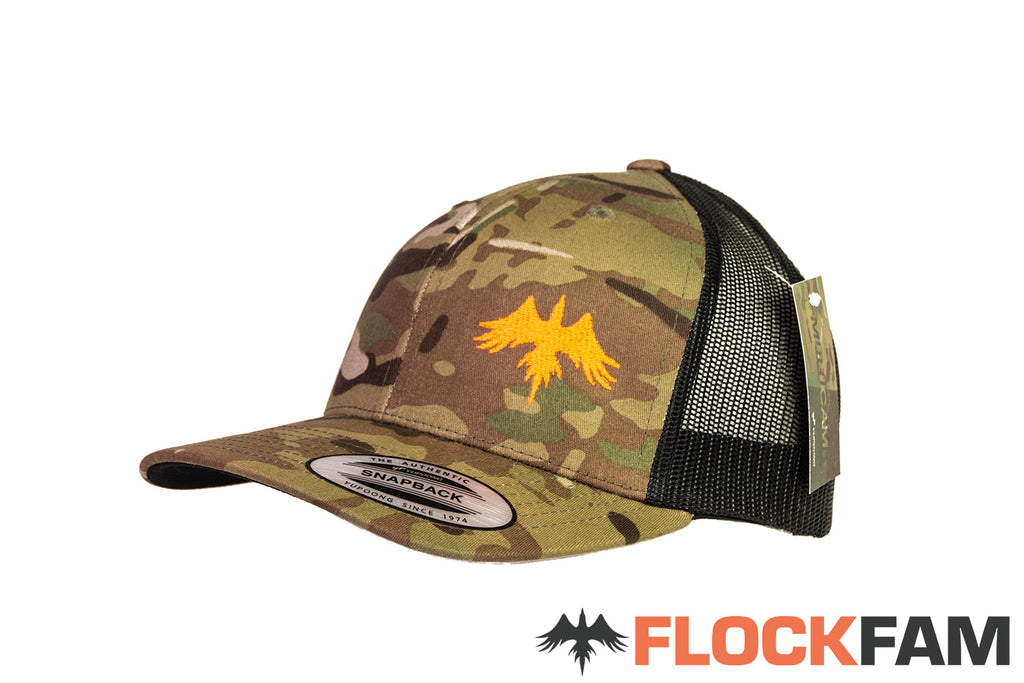 MultiCam Trucker hats