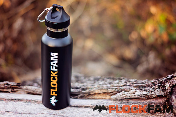 FlockFam Water Bottle v2