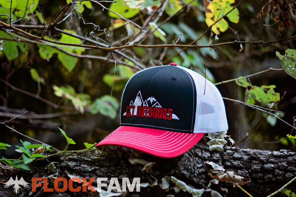 Get Outdoors Trucker