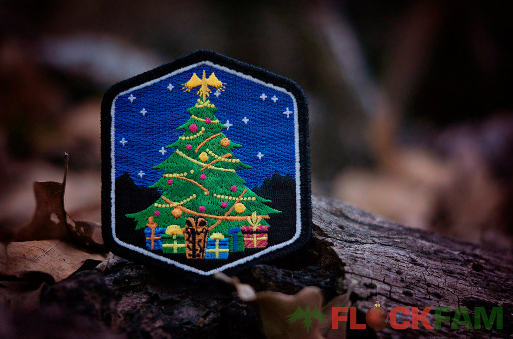 Toys 4 Tots Christmas Charity Patch