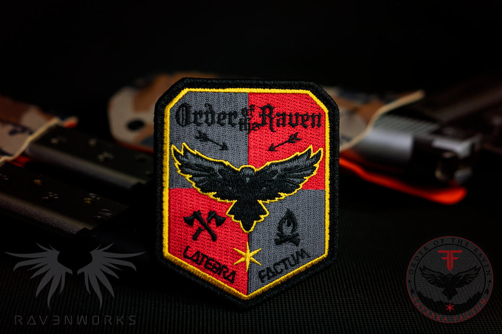 Order of the Raven patch v2