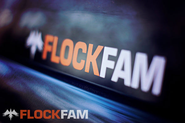 FlockFam Decal Set